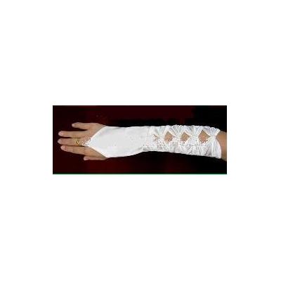 Saténové rukavičky