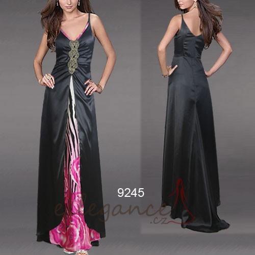Ever-Pretty Dlouhé společenské šaty s vlečkou 7223b308b4